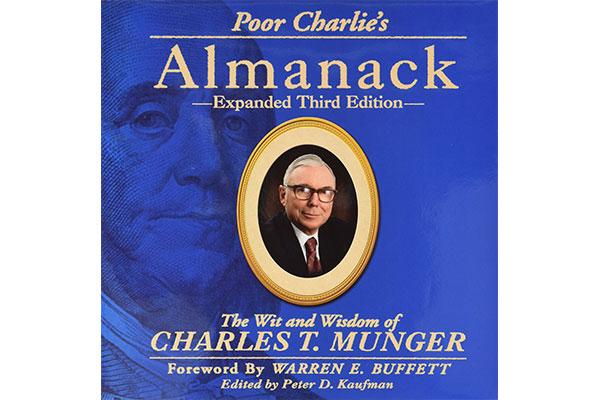 Poor Charlie's Almanack - Charlie Munger