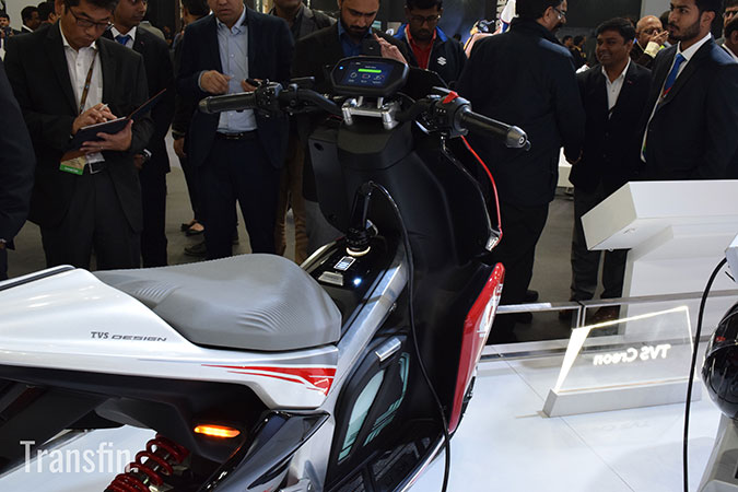 TVS Creon - Opportunities and Challenges for Electric Vehicles in India