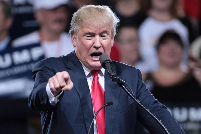 Donald Trump - President of America