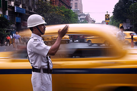 Internet of Things: Champion of Road Safety, End of Traffic Woes