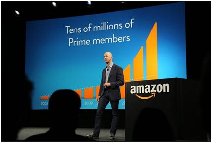 Jeff Bezos (CEO, Amazon)