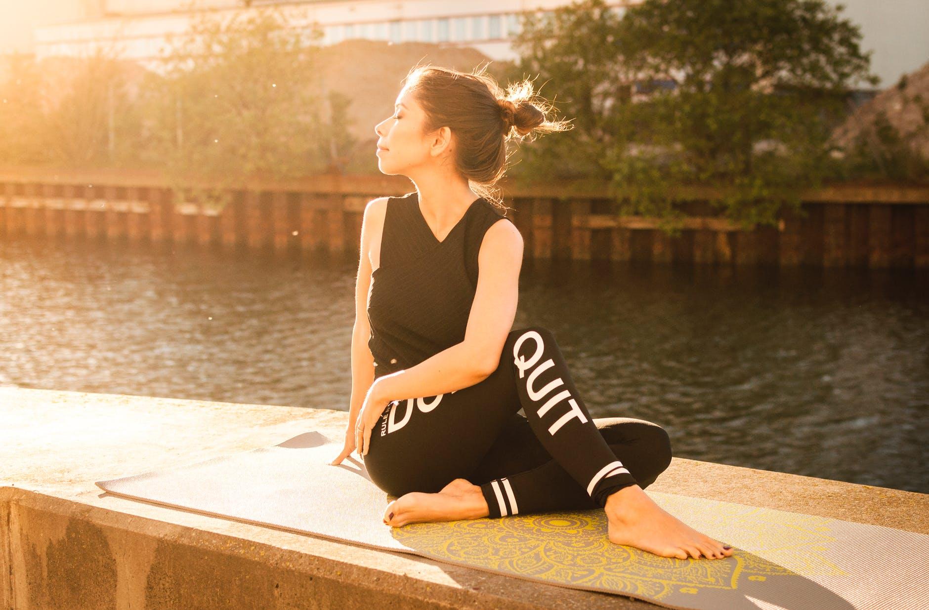Yoga, Aerobics or Gym?