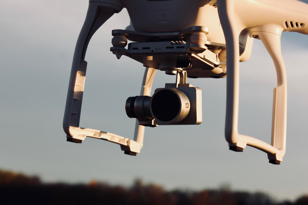 drone market in India