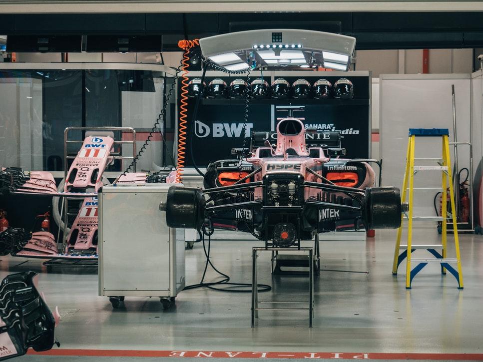 Formula 1: Manpower, Tech, and Money