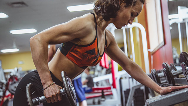 Weight Training And Women: Shattering the Glass Ceiling