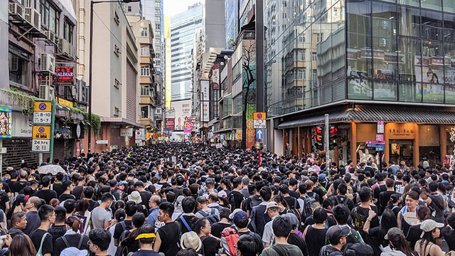 Hong Kong formally withdraws extradition bill that sparked months of massive protests.