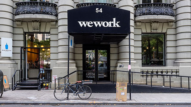 WeWork to lay-off 2,400 employees.