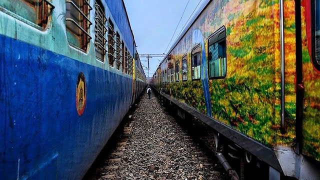 Government grants green signal for rolling out of 150 private train on 100 routes.