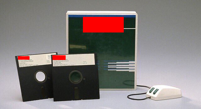 This is an early version of which popular software, released for the first time in 1983?