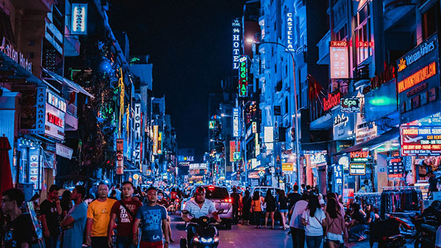 An increasing number of companies have picked Vietnam over India as they relocate production from China