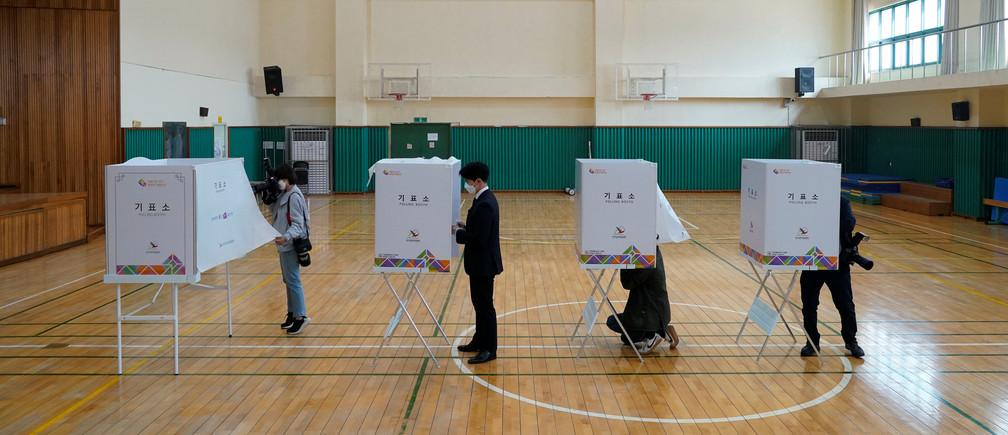 South Korea Elections 2020