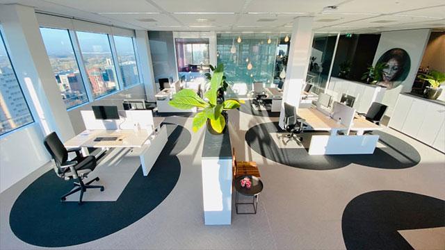 6-feet office