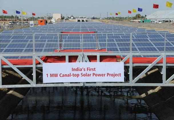 Can Canal-Top Solar Help India Realise Its Solar Energy Ambitions?